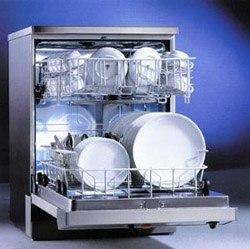 Установка встроенной посудомоечной машины. Иркутские сантехники.