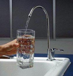 Установка фильтра очистки воды город Иркутск