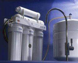 Установка фильтра очистки воды в Иркутске