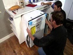 Установка посудомоечной машины в Иркутске