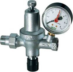 Установка редуктора давления воды в Иркутске, подключение регулятора давления воды в г.Иркутск