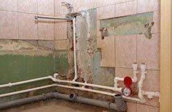 Замена старых труб в квартире, коттедже, на доче, доме, складе, помещении или офисе в городе Иркутск