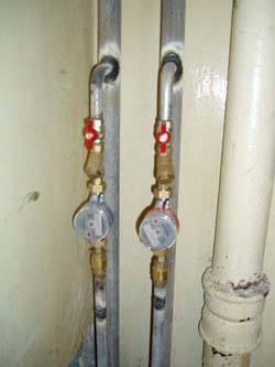 Замена стояков горячей и холодной воды в Иркутске, монтаж стояков водоснабжения